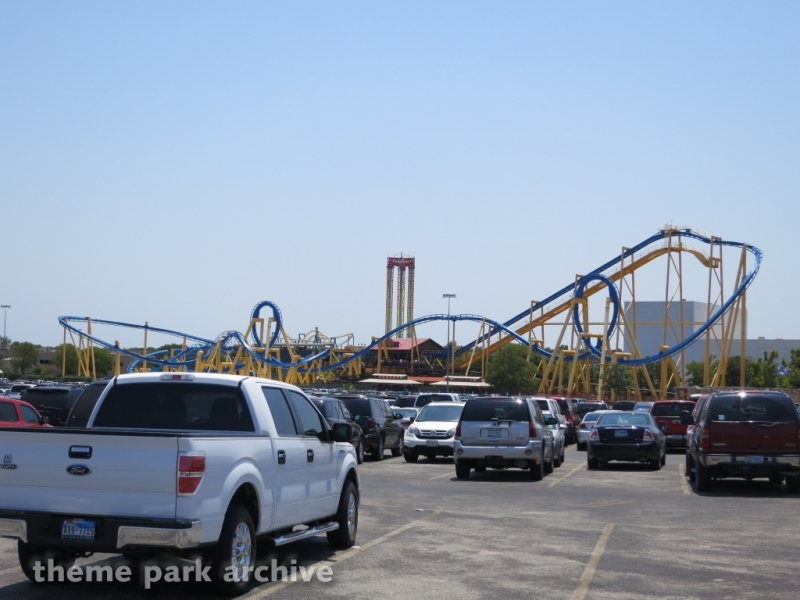 Goliath at Six Flags Fiesta Texas