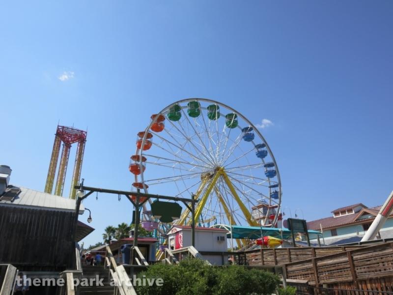 Crow's Nest at Six Flags Fiesta Texas
