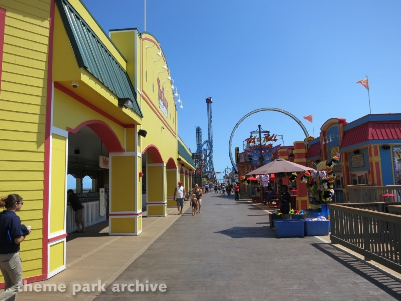 Misc at Galveston Island Historic Pleasure Pier
