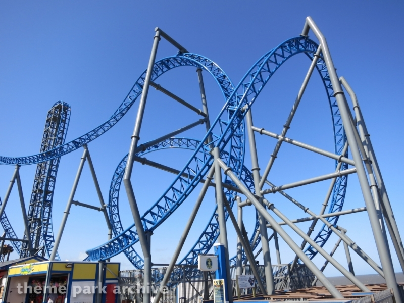 Iron Shark at Galveston Island Historic Pleasure Pier