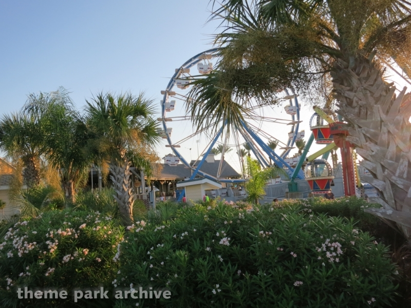 Ferris Wheel at Kemah Boardwalk