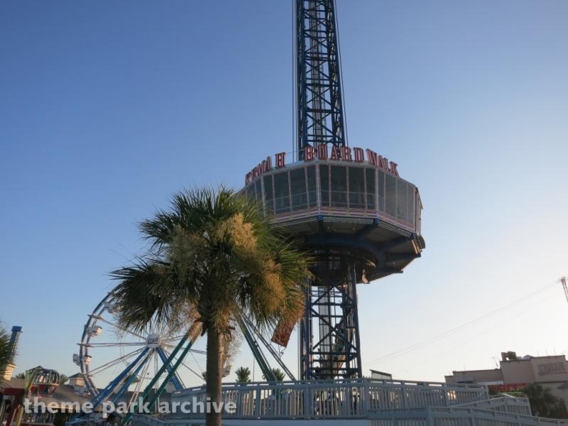 Boardwalk Tower at Kemah Boardwalk