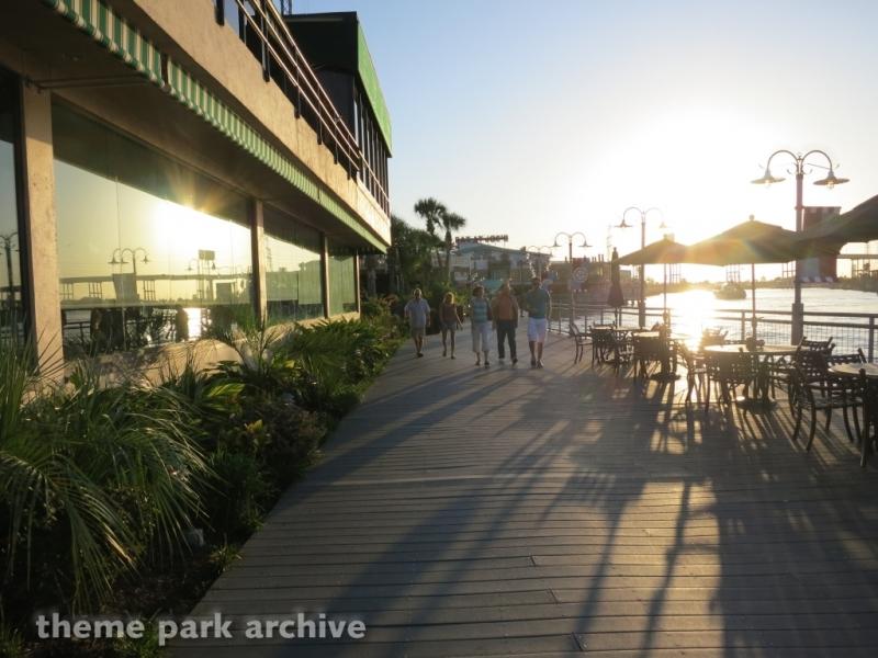 Landry's Seafood House at Kemah Boardwalk
