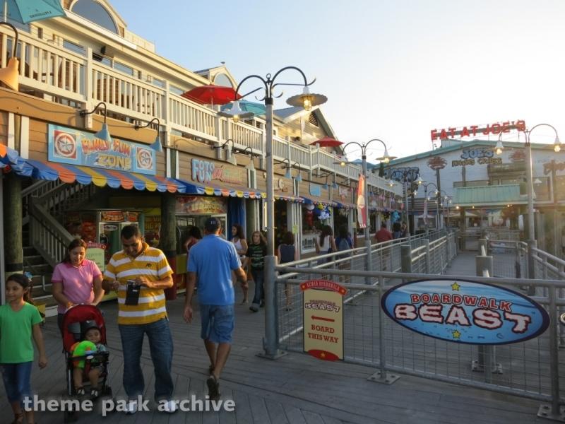 Boardwalk Beast at Kemah Boardwalk