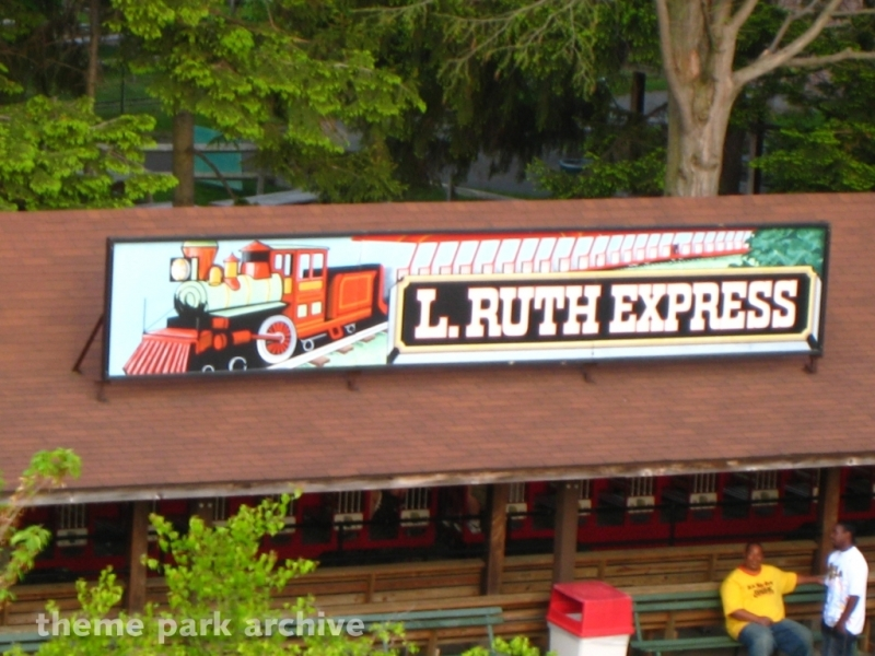 L. Ruth Express at Waldameer Park