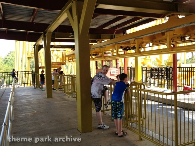 The Gauntlet at Magic Springs & Crystal Falls