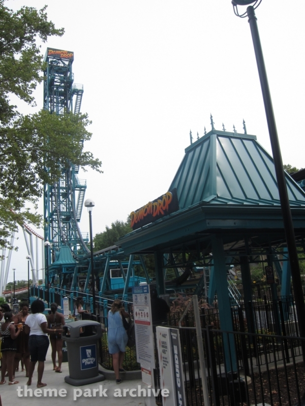 Demon Drop at Dorney Park
