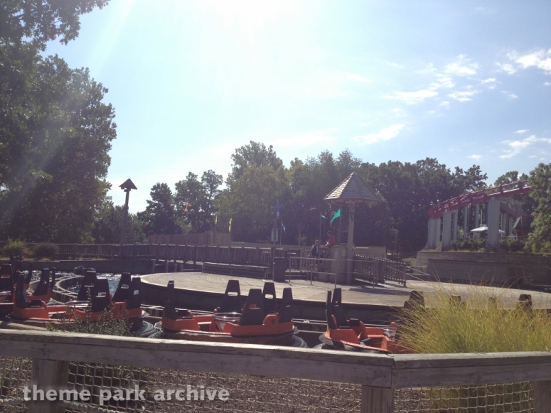 Fury of the Nile at Worlds of Fun
