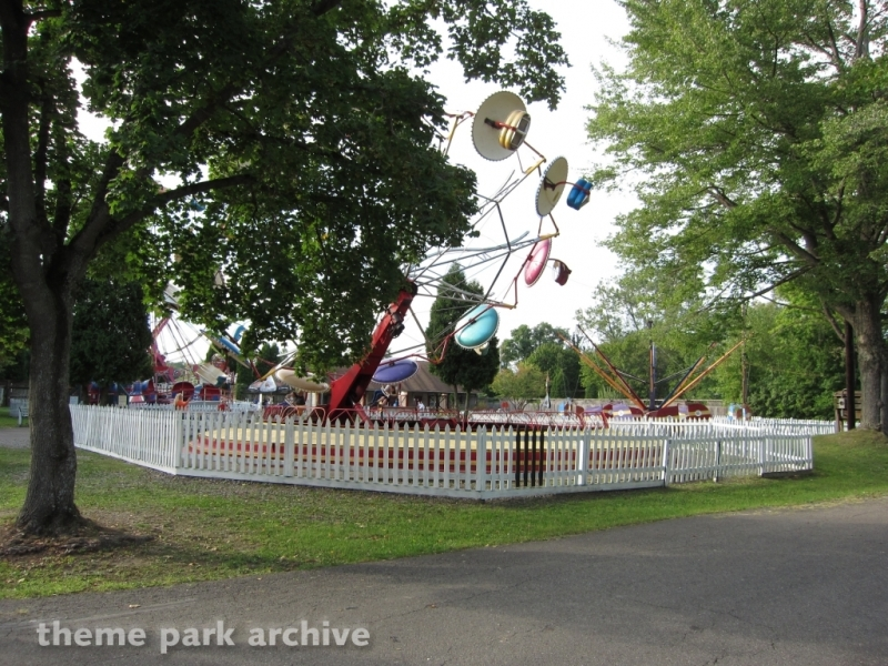 Paratrooper at Conneaut Lake Park