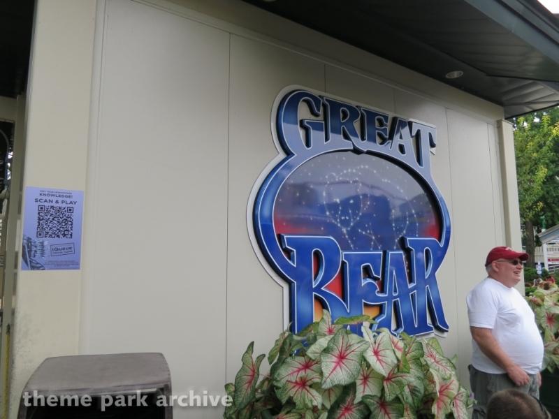 Great Bear at Hersheypark