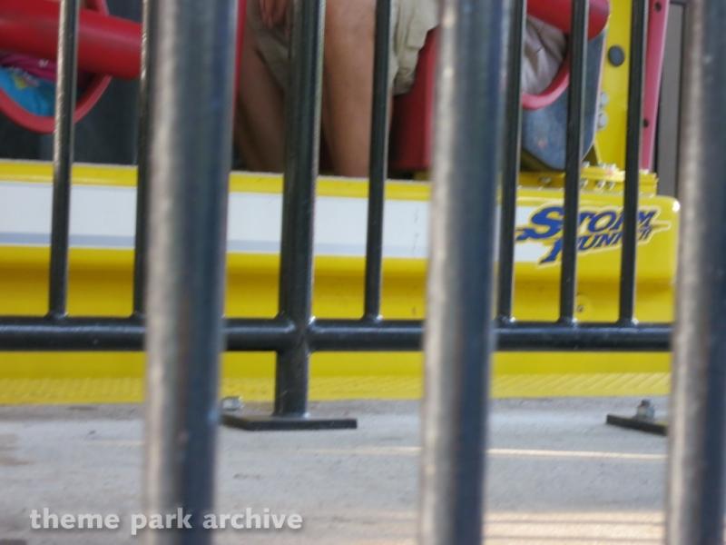 Storm Runner at Hersheypark