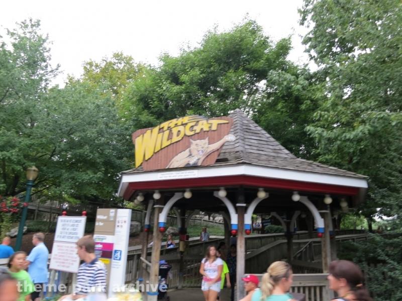 Wildcat at Hersheypark