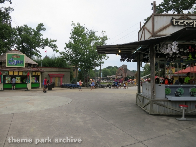 Frontier Adventures at Six Flags Great Adventure