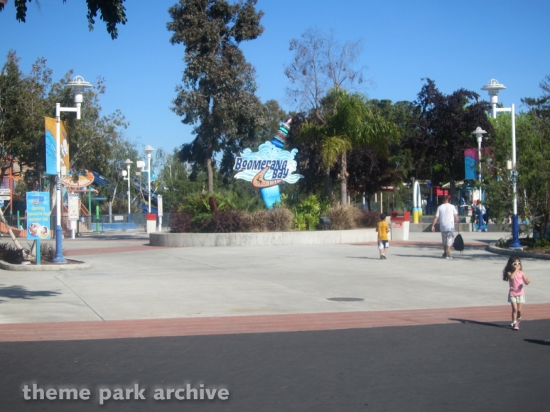 Boomerang Bay at California's Great America