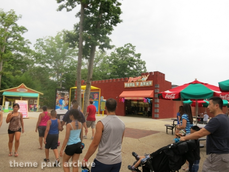 Adventure Alley at Six Flags Great Adventure