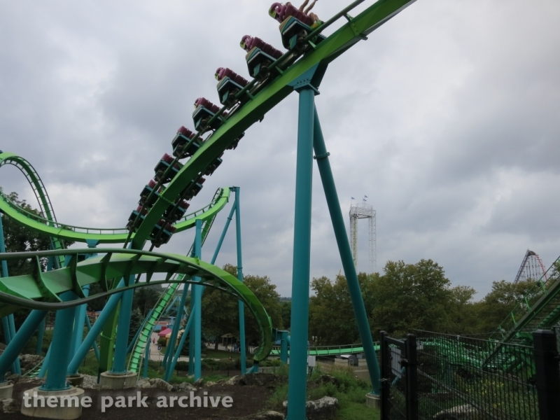 Hydra The Revenge at Dorney Park