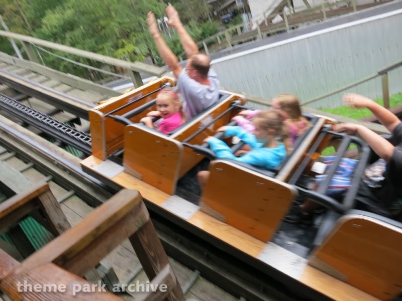 Phoenix at Knoebels Amusement Resort