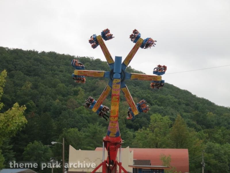 Downdraft at Knoebels Amusement Resort