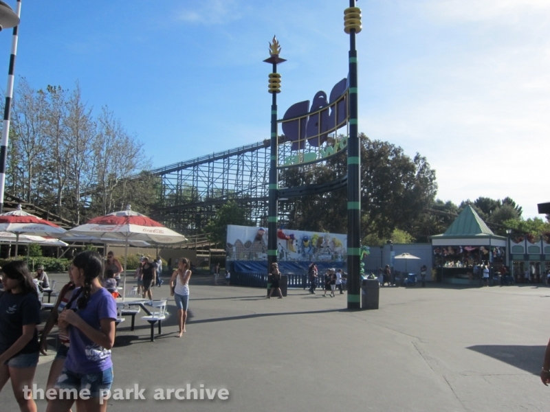 Drop Tower at California's Great America