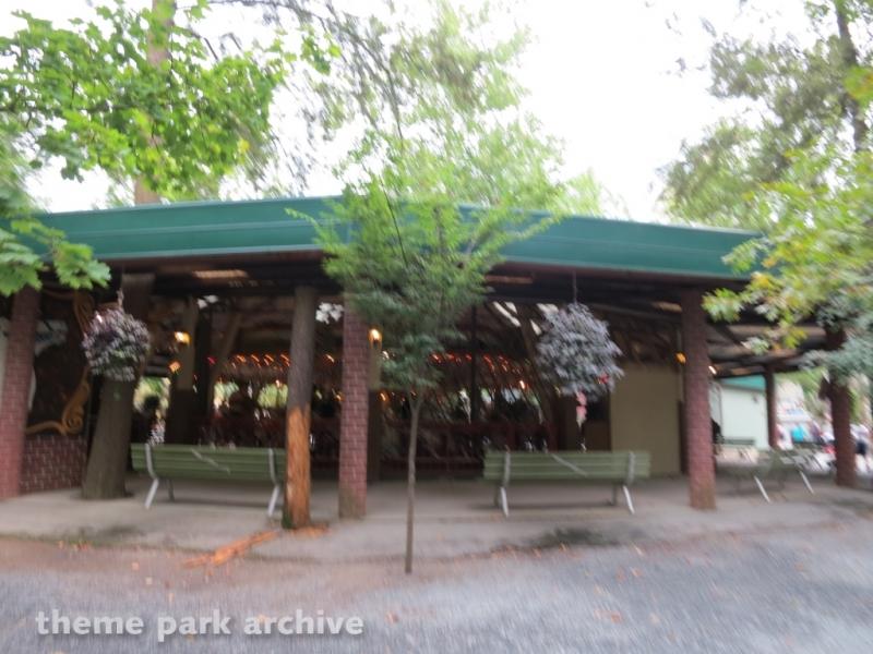 Grand Carousel at Knoebels Amusement Resort