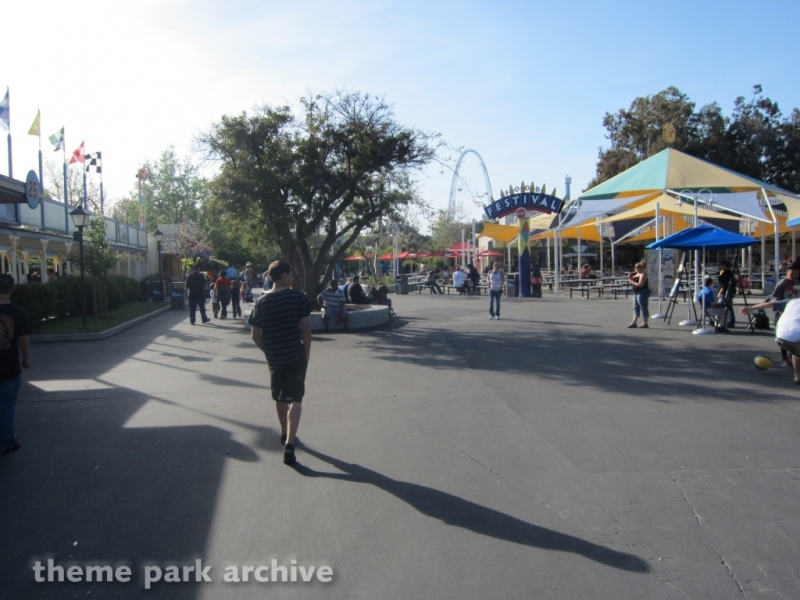 Misc at California's Great America