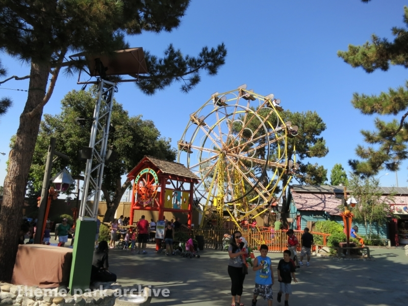 Camp Snoopy at Knott's Berry Farm