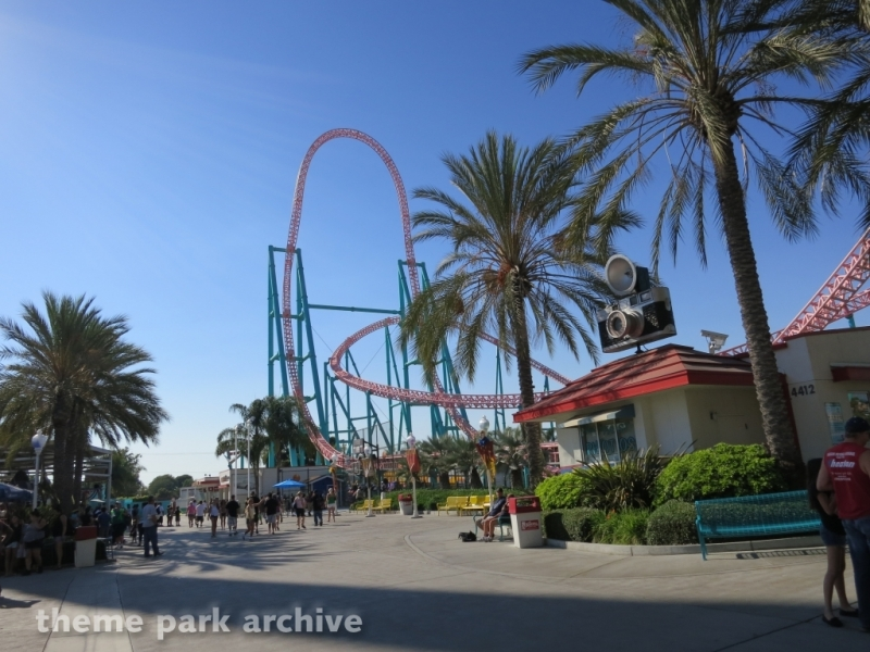 Xcelerator at Knott's Berry Farm