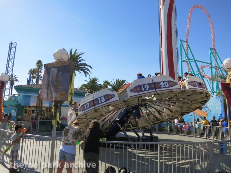 Wipe Out at Knott's Berry Farm