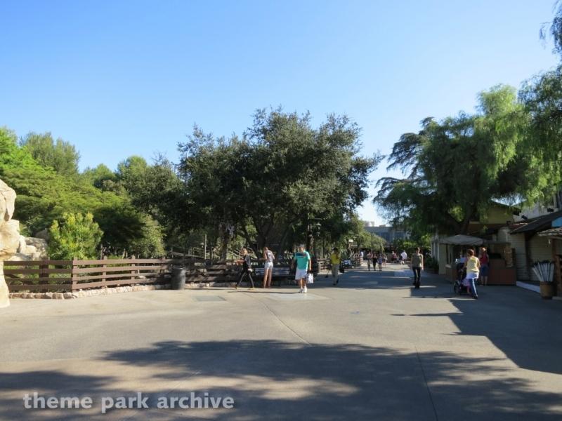 Main Entrance at Knott's Berry Farm