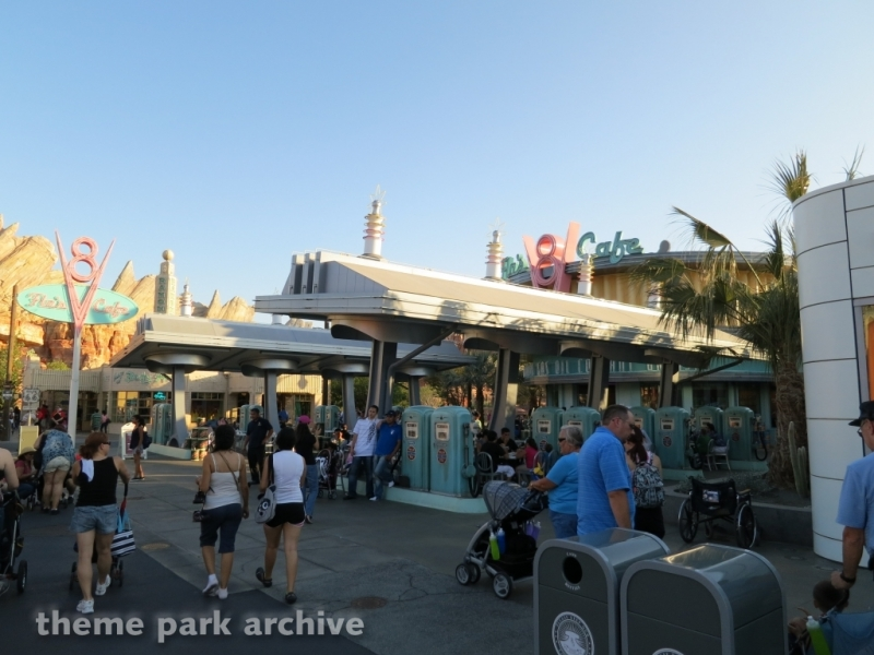 Flo's Cafe at Disney California Adventure