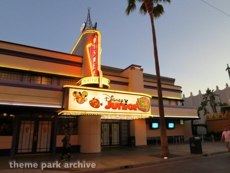 Disney Jr. Live on Stage at Disney California Adventure