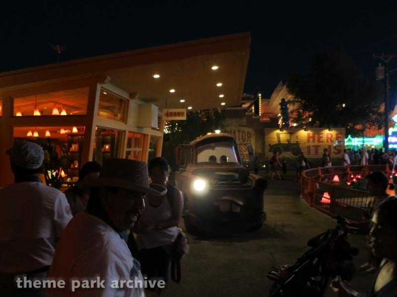 Cozy Cone Motel at Disney California Adventure