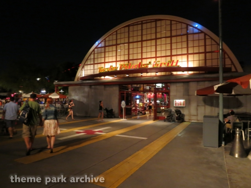 Taste Pilots Grill at Disney California Adventure