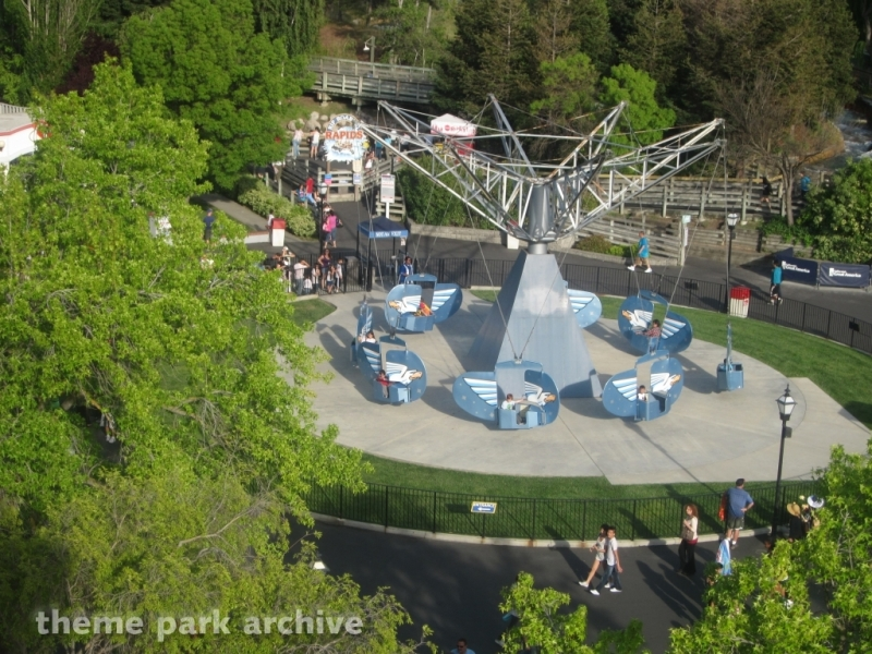 Flying Eagles at California's Great America