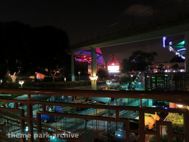 Autopia at Disneyland