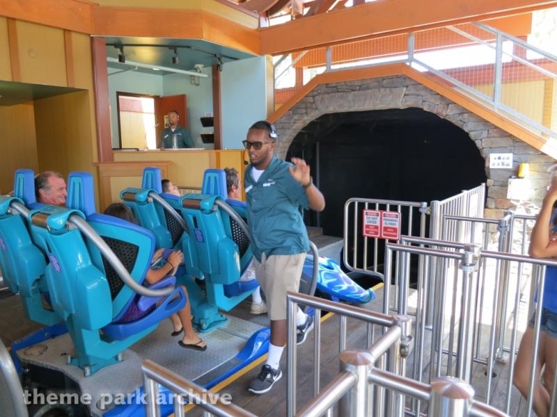 Manta at Sea World San Diego