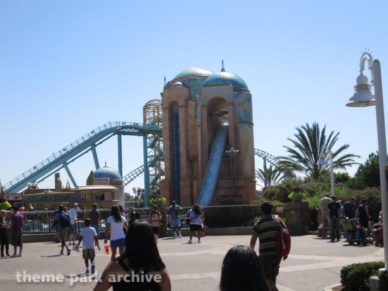 Journey to Atlantis at Sea World San Diego