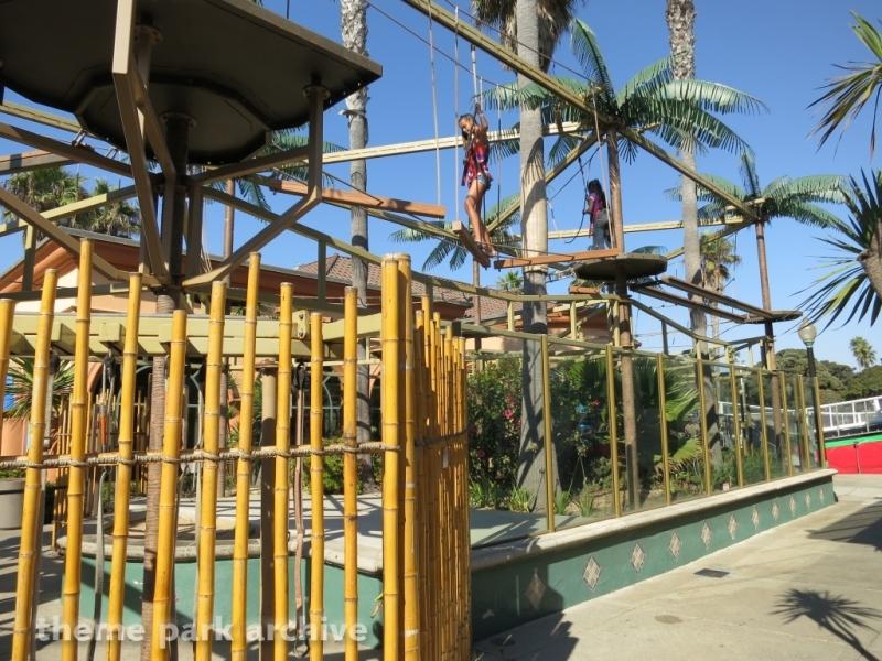 Sky Ropes Adventure at Belmont Park