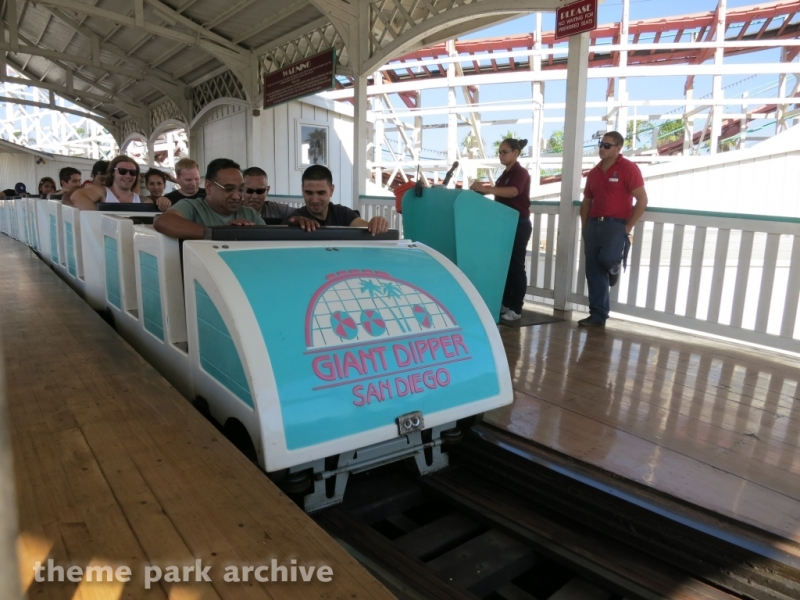 Giant Dipper at Belmont Park