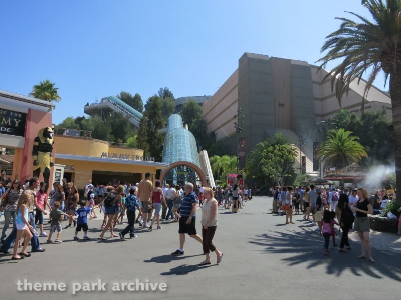 Lower Lot at Universal Studios Hollywood