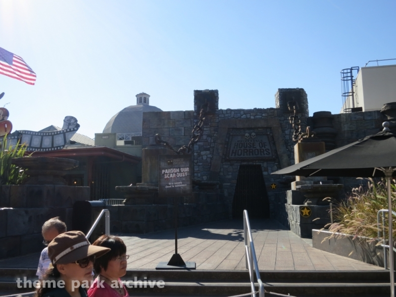 House of Horrors at Universal Studios Hollywood