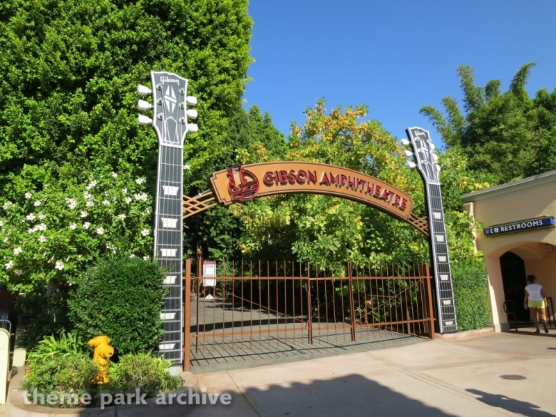 Gibson Amphitheatre at Universal Studios Hollywood