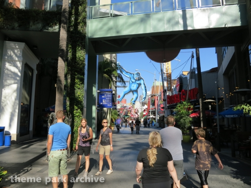 City Walk at Universal City Walk Hollywood