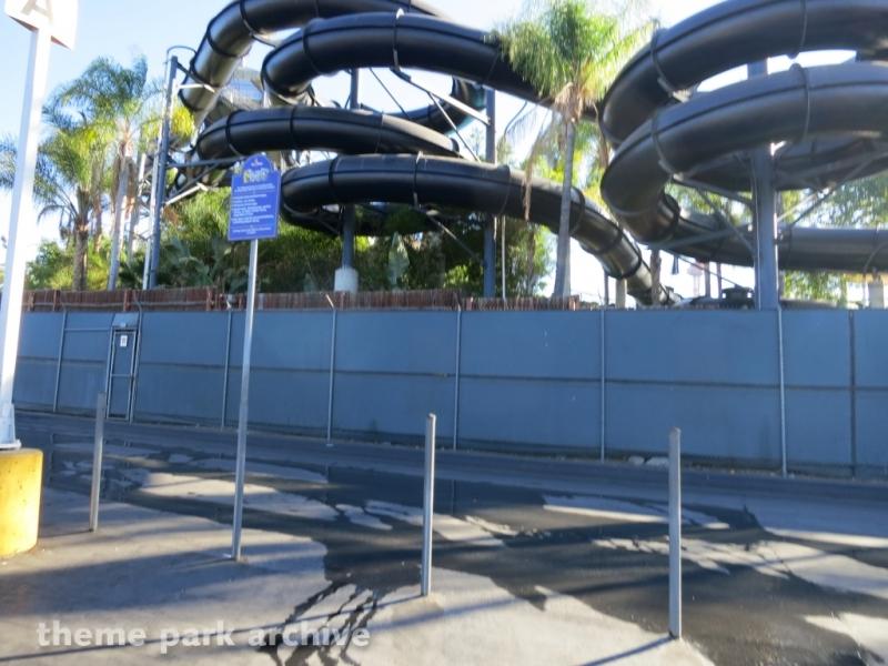 Hurricane Harbor at Six Flags Magic Mountain