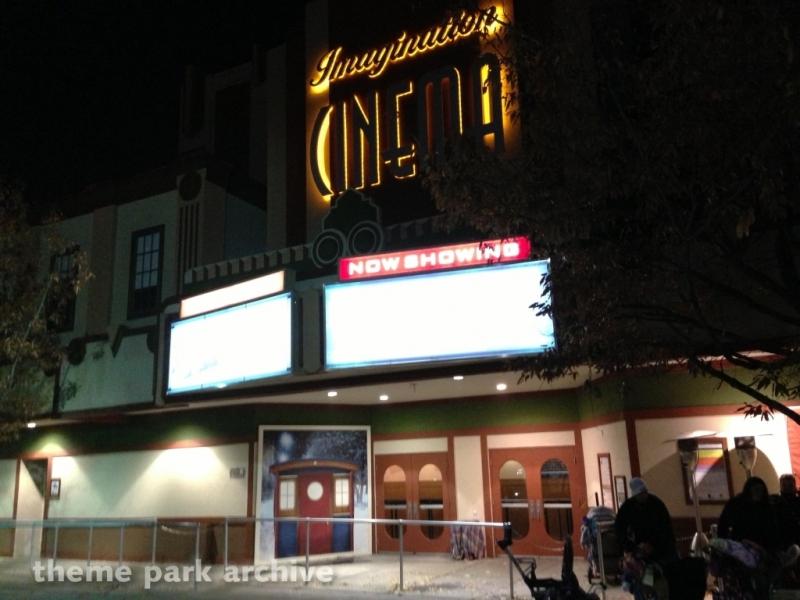 Imagination Cinema at Dollywood