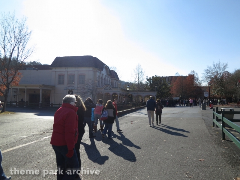 Showstreet at Dollywood