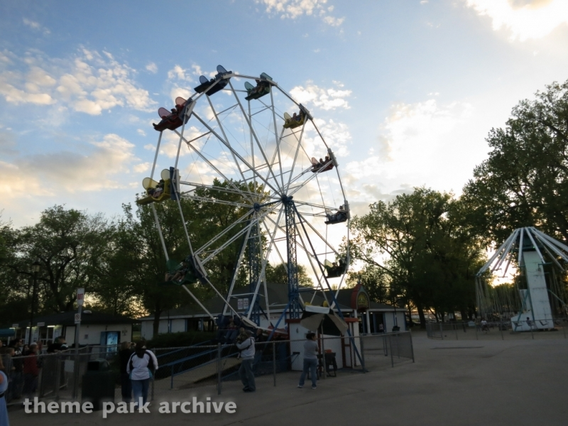 Ferris Wheel at Bay Beach Amusement Park