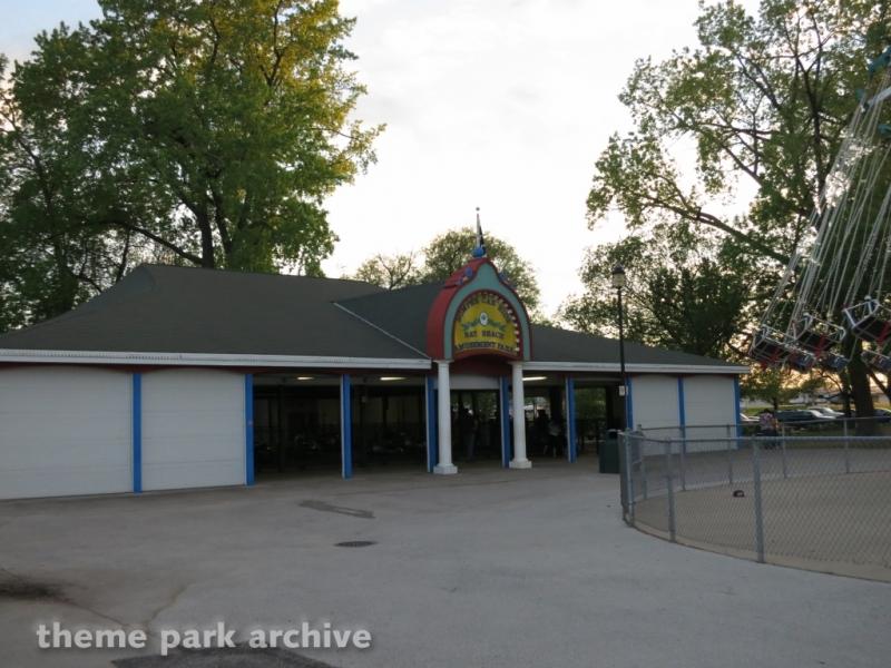 Bumper Cars at Bay Beach Amusement Park