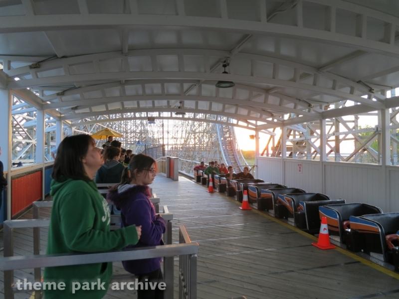 Zippin Pippin at Bay Beach Amusement Park