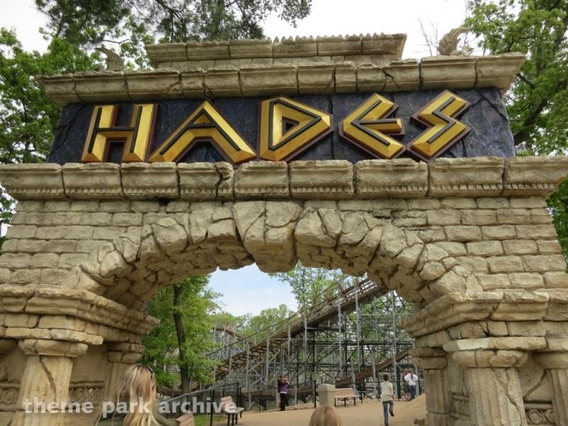 Hades 360 at Mt. Olympus